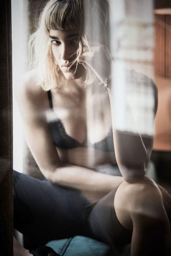 София Бутелла фотография из журнала