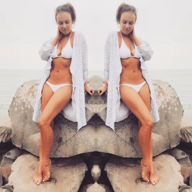 Мария Берсенева фотография в бикини