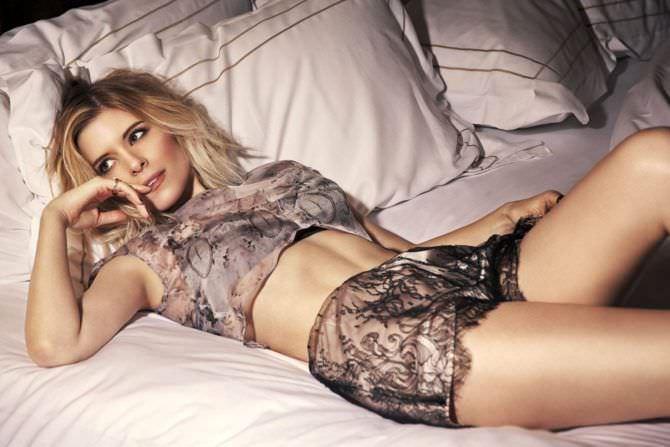 Кейт Мара фото в пижаме