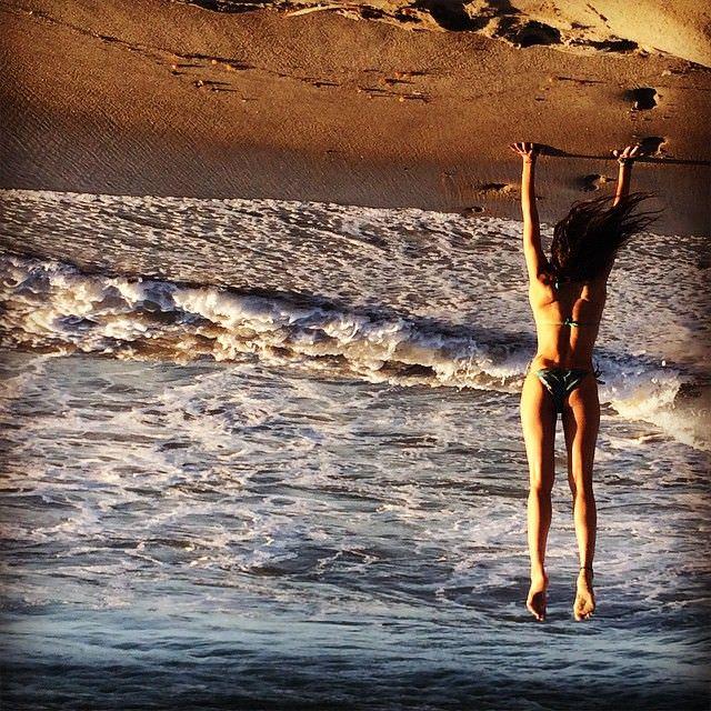 София Бутелла фото на пляже в инстаграм