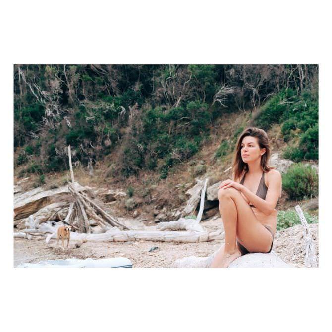 Оксана Сидоренко фото в купальнике в инстаграм