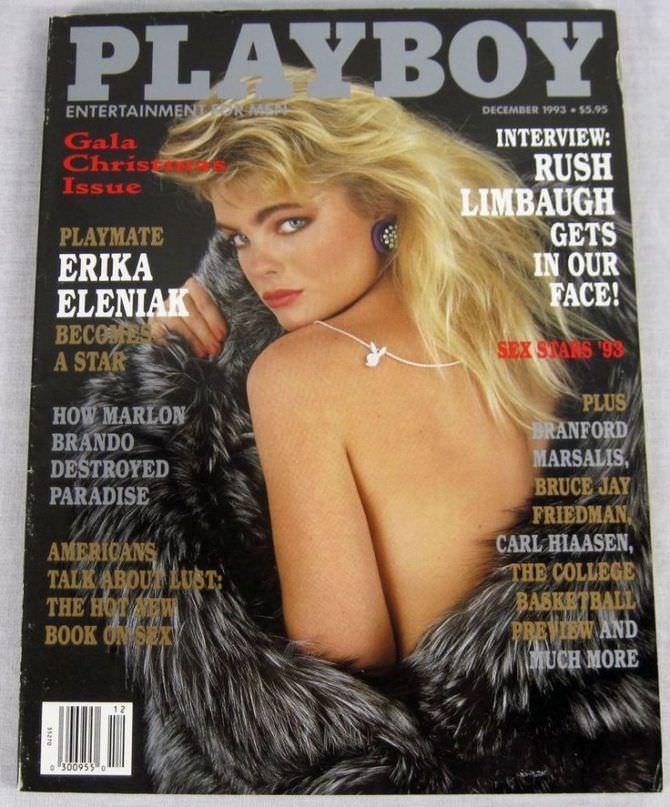 Эрика Элениак фотография с обложки 1993
