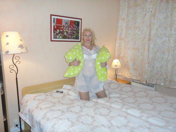 Елена Кондулайнен фото в спальне