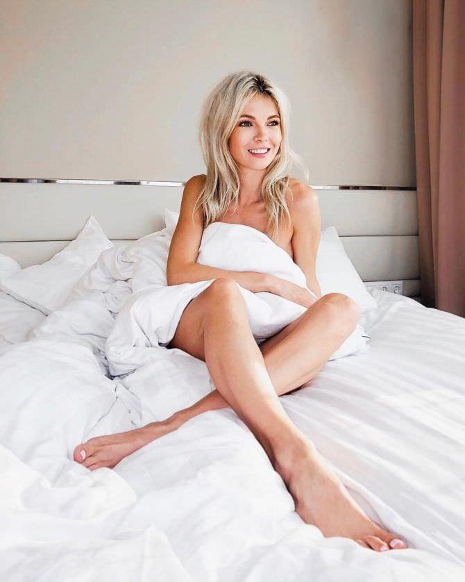 Наталья Бардо фотография в постели