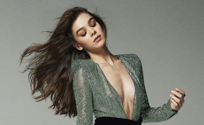 Хейли Стайнфелд фото в вечернем платье