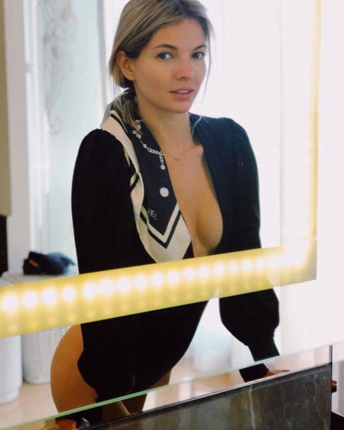 Наталья Бардо фотосессия в блузке