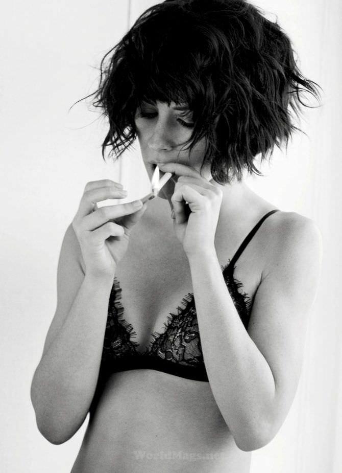 Эванджелин Лилли фото для журнала 2015