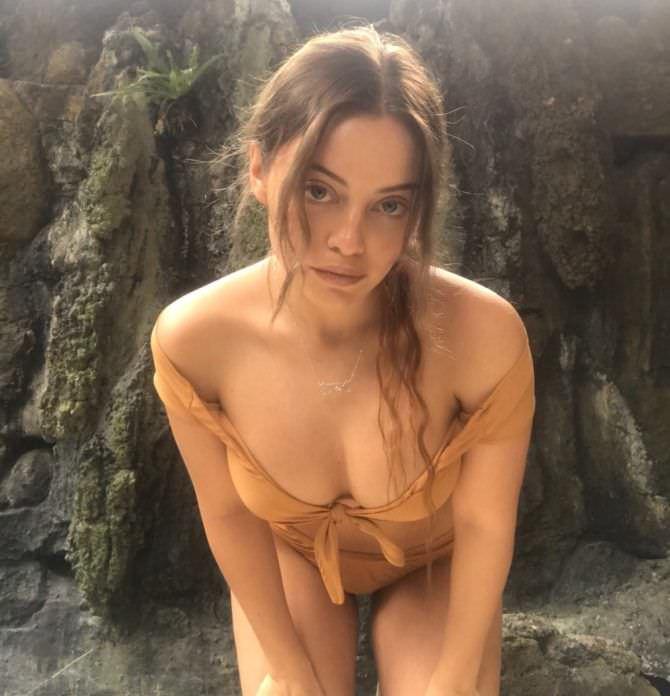 Катя Кищук фотография в бикини