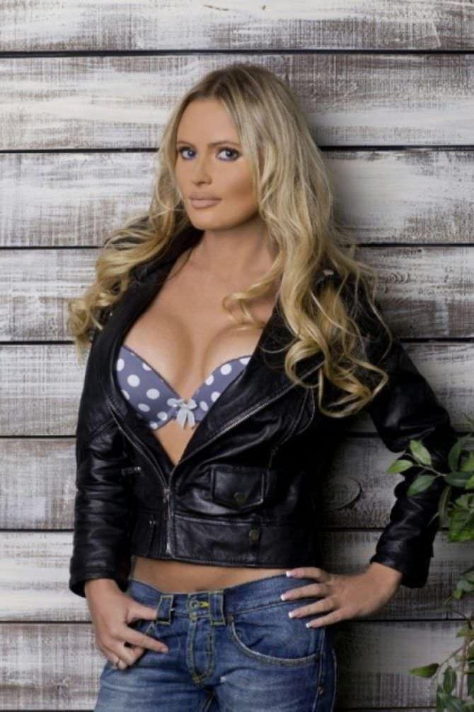 Дана Борисова фото в кожаной куртке