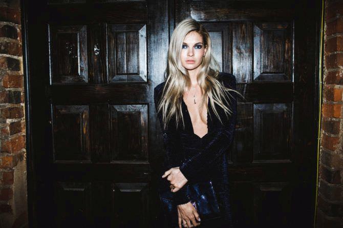 Наталья Бардо фотография в чёрном платье