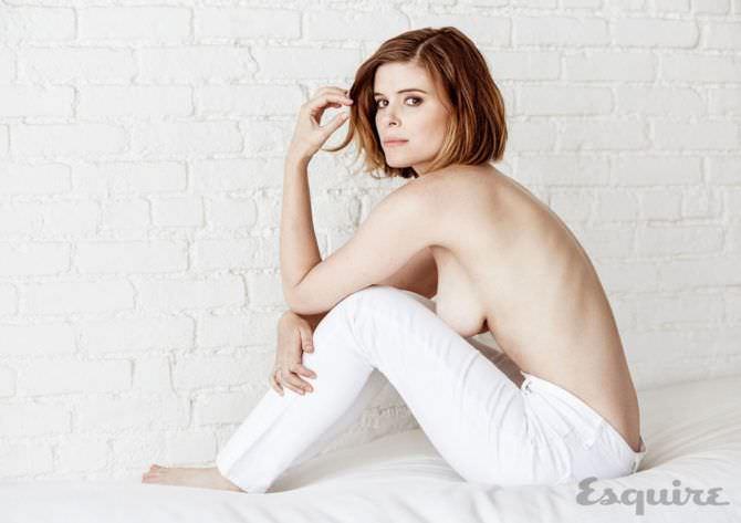 Кейт Мара фото в журнале 2015 ескваер