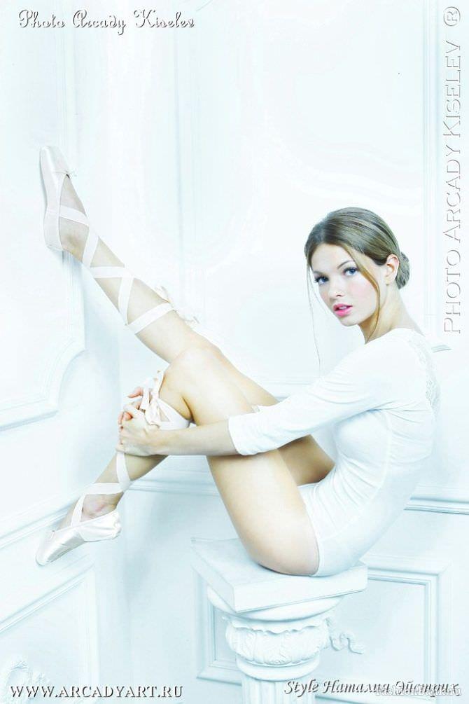 Наталья Бардо фото в костюме балерины