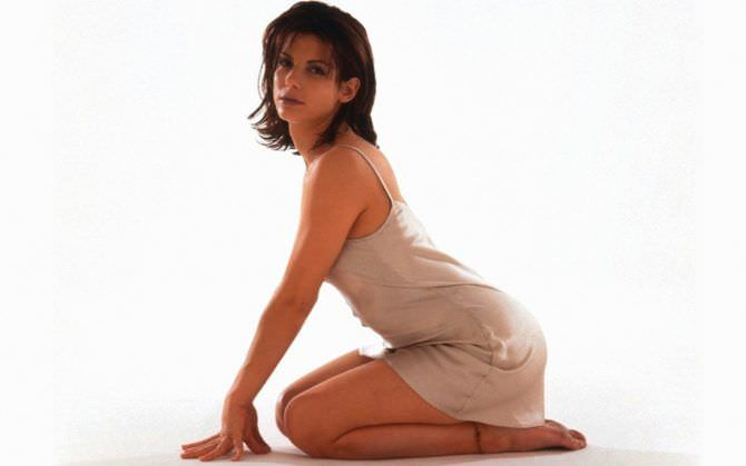 Сандра Буллок фотография в белой сорочке