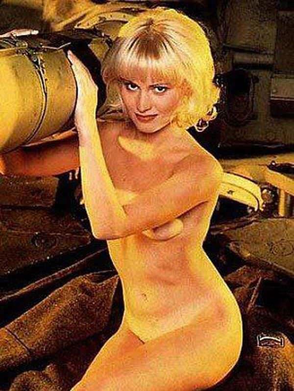 Дана Борисова фотосессия в плейбой