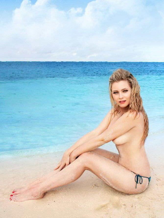 Лена Ленина фото на берегу моря