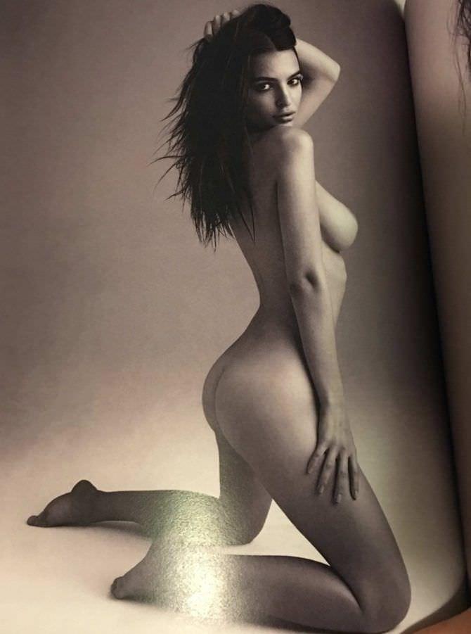 Эмили Ратаковски скандальная фотосессия в журнале