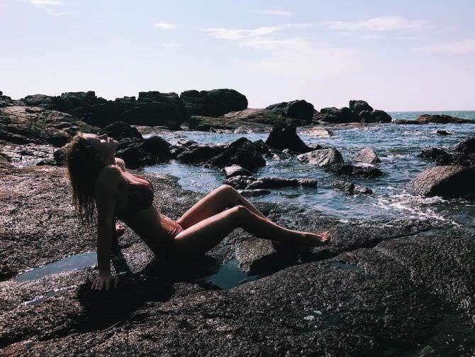 Полина Гренц фото из инстаграма