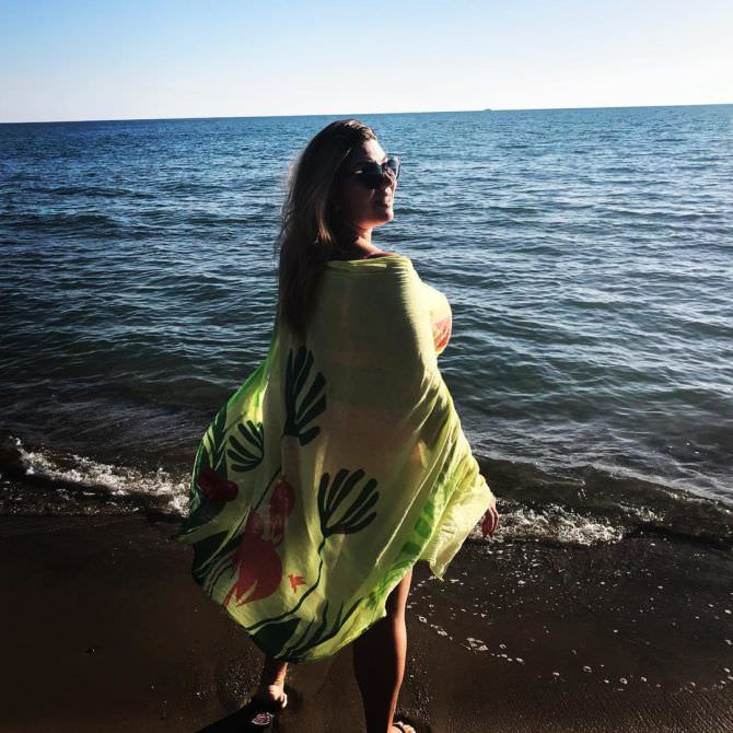 Екатерина Скулкина фотография в порео