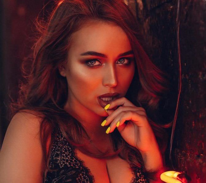 Александра Лукьянова фотосессия в инстаграм