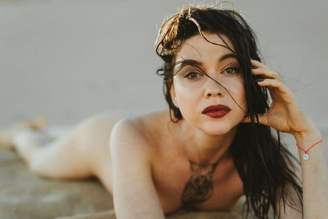 Дарья Мингазетдинова фото без одежды