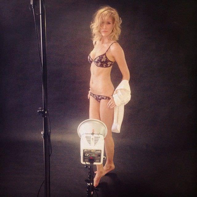 Кэти Сакхофф кадр с фотосессии