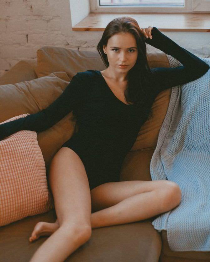 Полина Гренц фотография в инстаграм