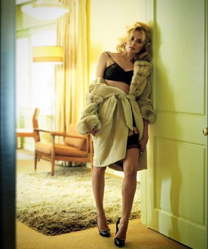 Диана Крюгер фото в белье в инстаграм