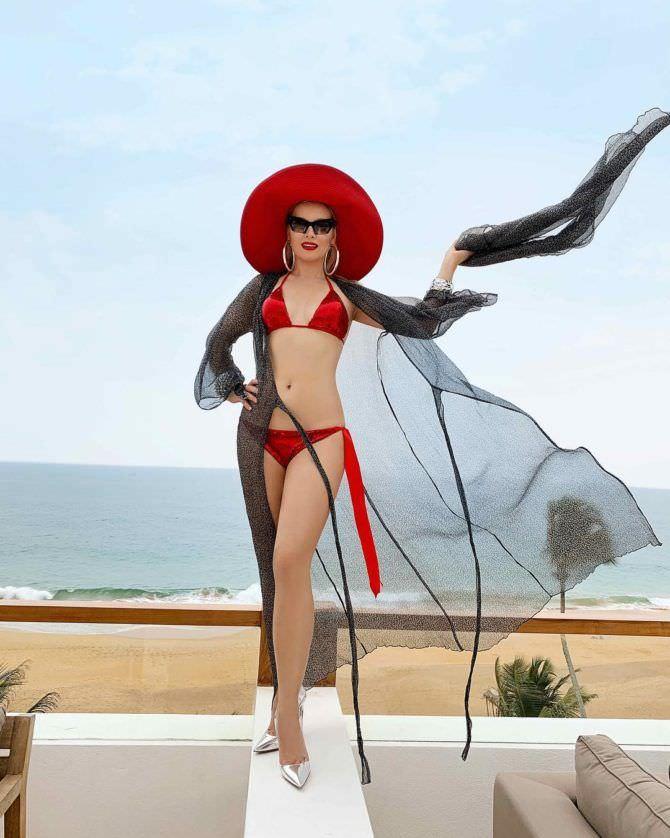 Лена Ленина фото в купальнике в инстаграм