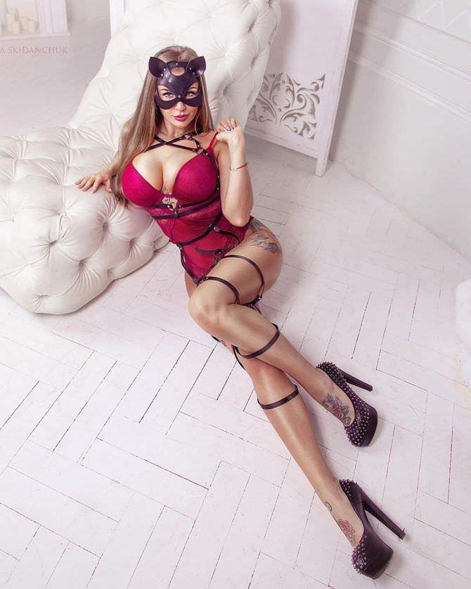 Софья Темникова фотосессия в инстаграм