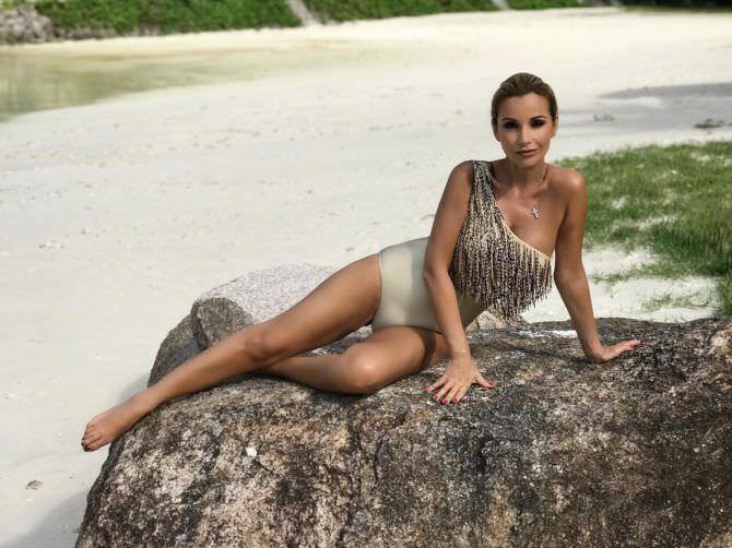 Ольга Орлова фотография на камне