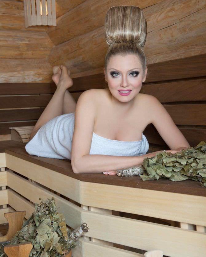 Лена Ленина фотография в бане