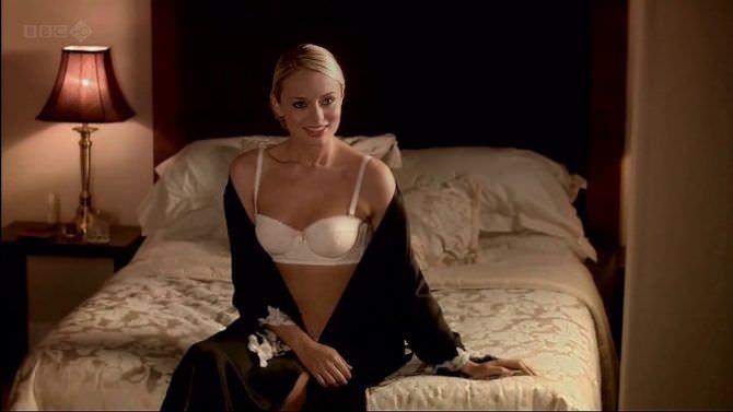 Лора Хэддок фото в спальне