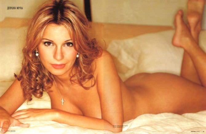 Ольга Орлова фото в мужском журнале 2003