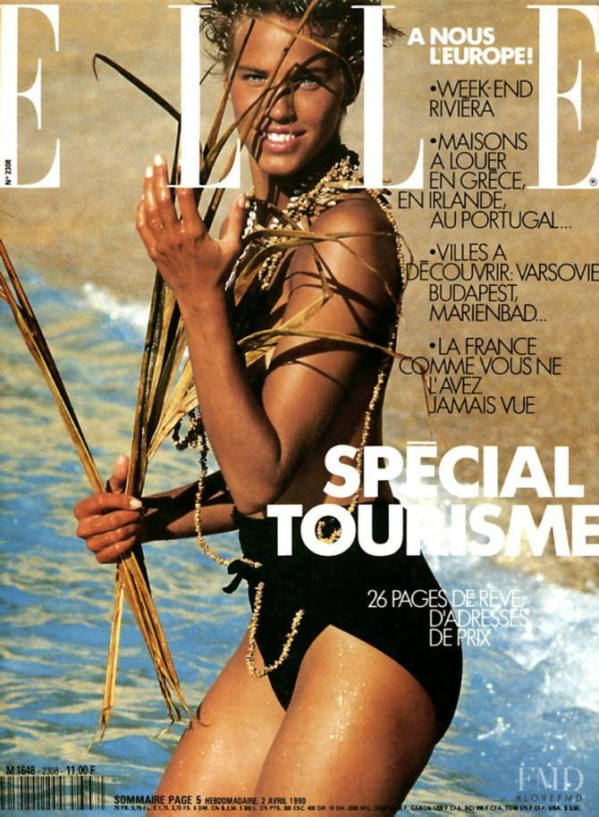 Эмма Сьоберг фото с обложки журнала