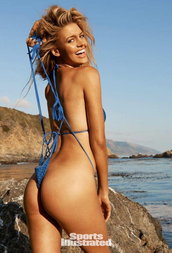 Келли Рорбах фото в бикини для журнала