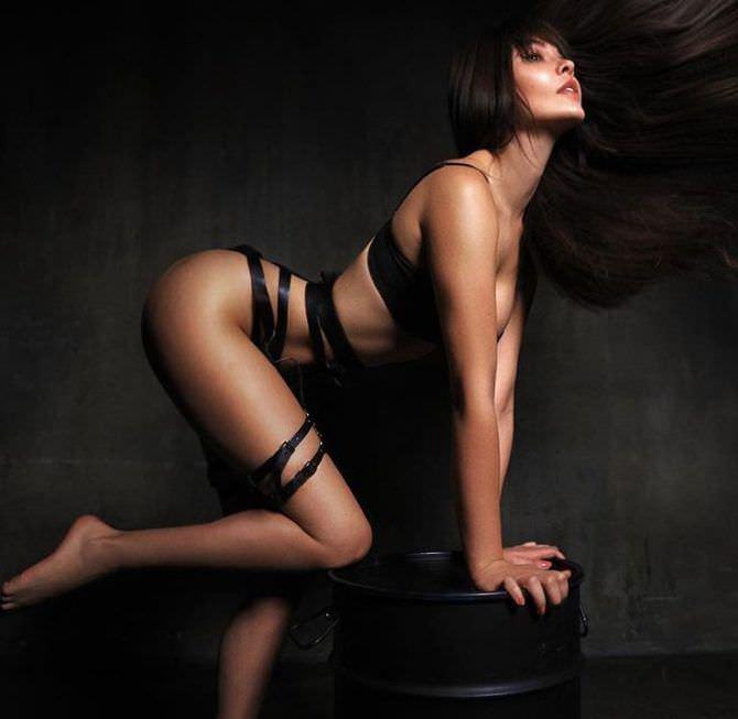 Мария Лиман фото с волосами