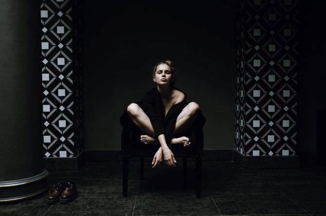 Дарья Мельникова фотосессия в инстаграм