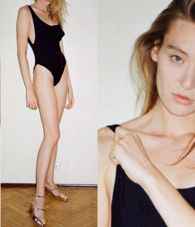 Мария Миногарова фото в куплаьнике в инстаграм