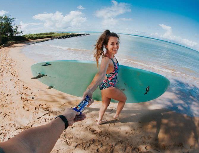 Алекса Вега фото в купалньике в инстаграм
