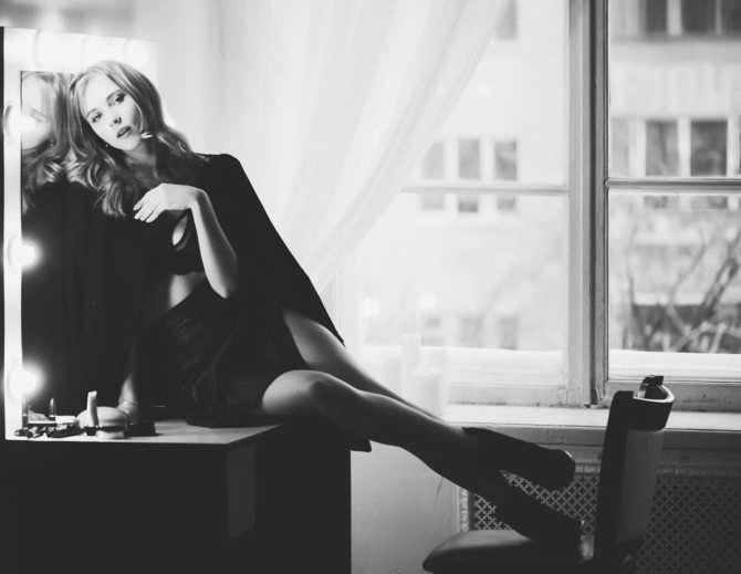 Анна Кошмал фото с фотосессии