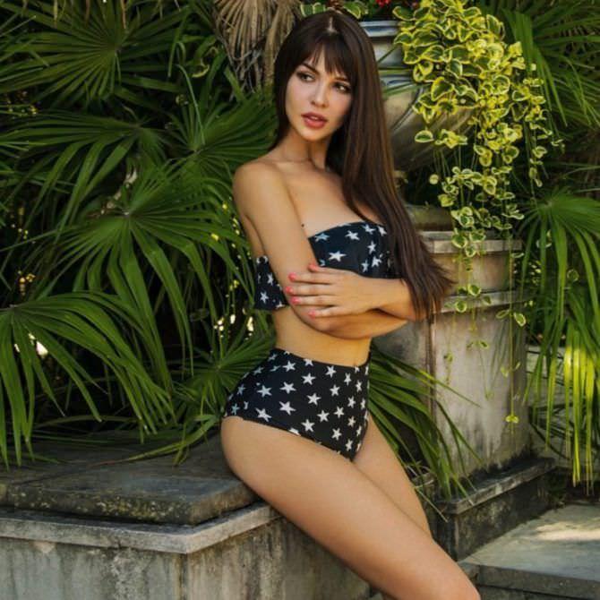Мария Лиман фотография в купальнике в звездах