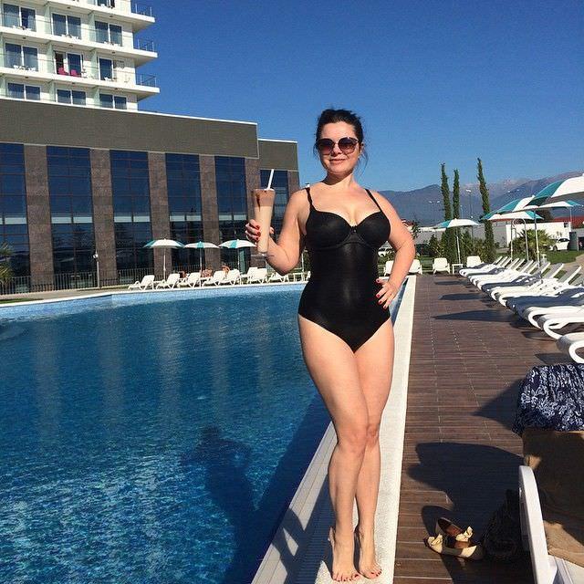 Наташа Королёва фото в купальнике
