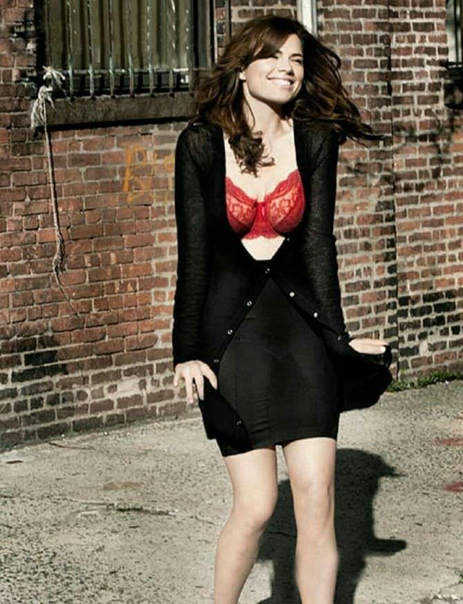 Хейли Этвелл фотосессия для журнала эскваер 2011