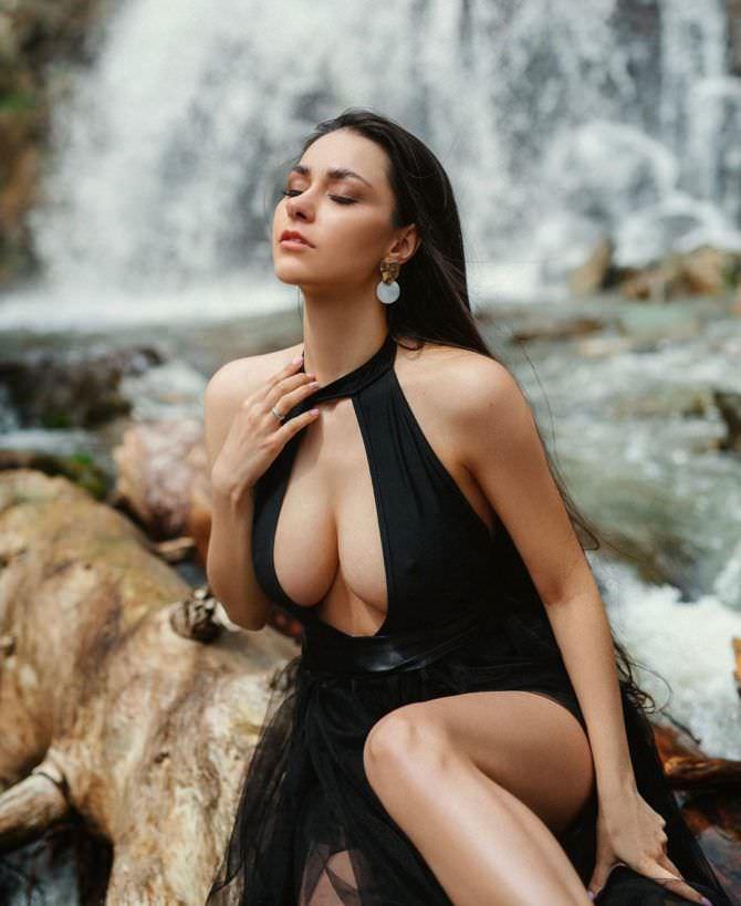Хельга Ловкейти фотосессия в инстаграм