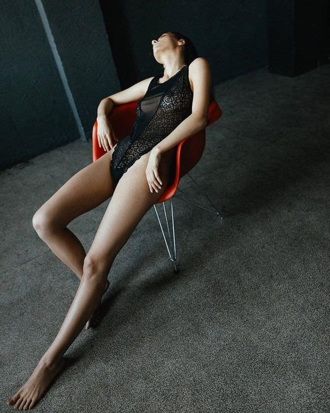 Хельга Ловкейти фото в боди