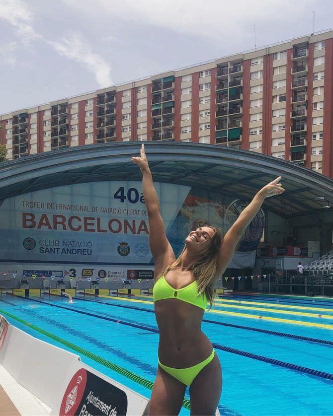Юлия Ефимова фото в купальнике в инстаграм