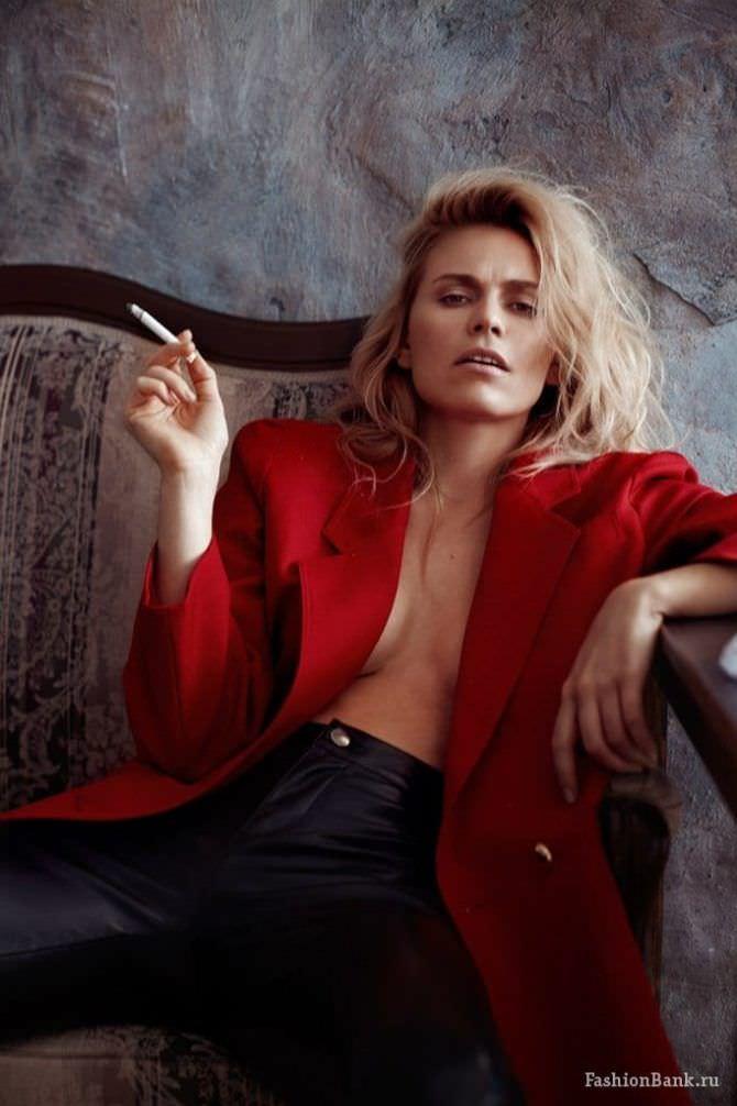 Елена Чернявская фотография в пиджаке