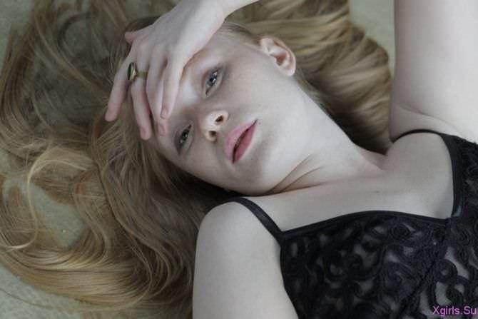 Александра Кузенкина фотография в нижнем белье