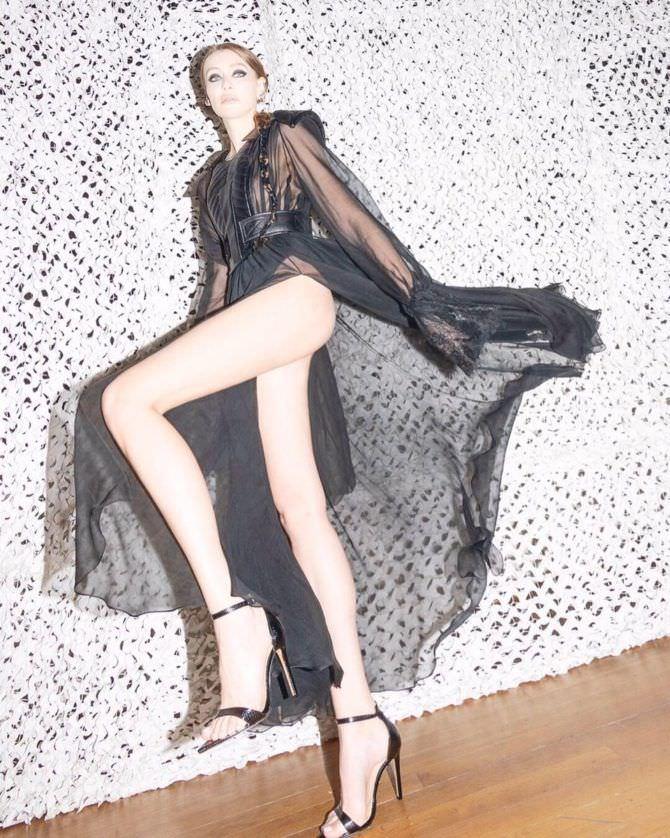 Мария Миногарова фото в вечернем платье