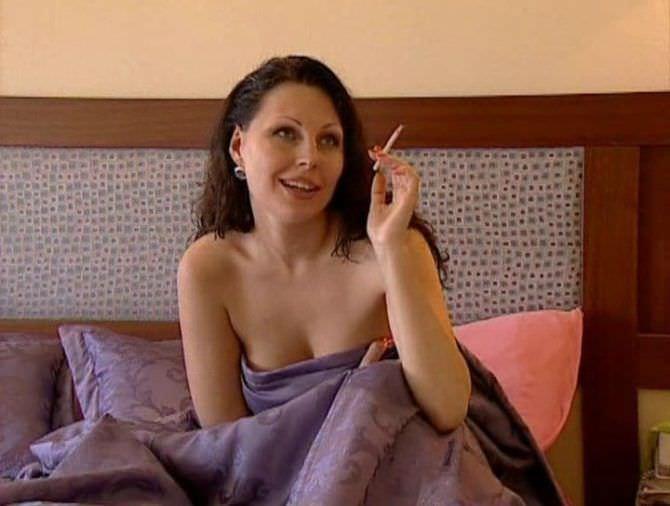 Наталья Бочкарева кадр в постели